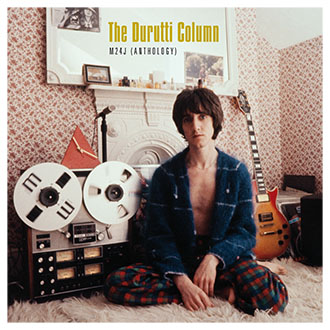 The Durutti Column - M24J (Anthology) [FBN 164 / CD]
