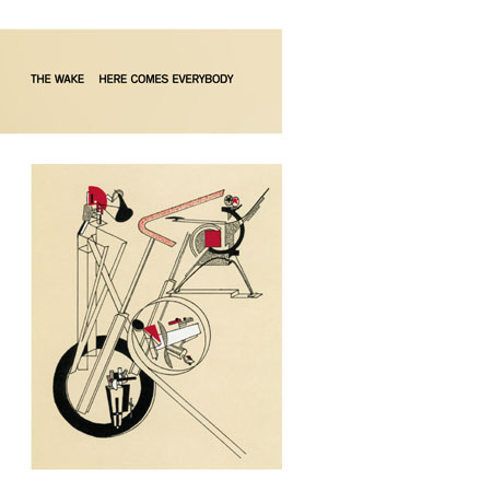 The Wake - Here Comes Everybody [FBN 35 CD]